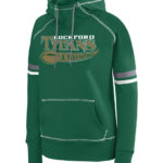 Augusta_Sportswear_5440_Dark_Green__White__Graphite_Side_Highfootball